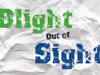"""Macon Area Habitat for Humanity """"Blight Out of Sight"""" Campaign"""