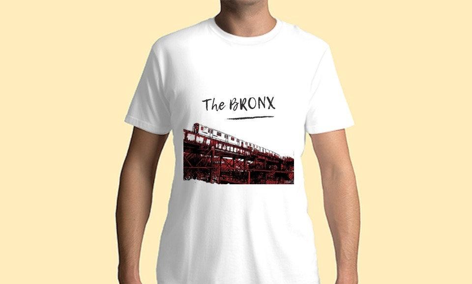 Boogie Down Bronx Tee
