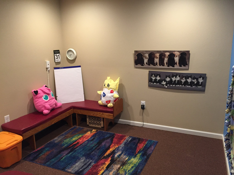 Scott City Interview Room