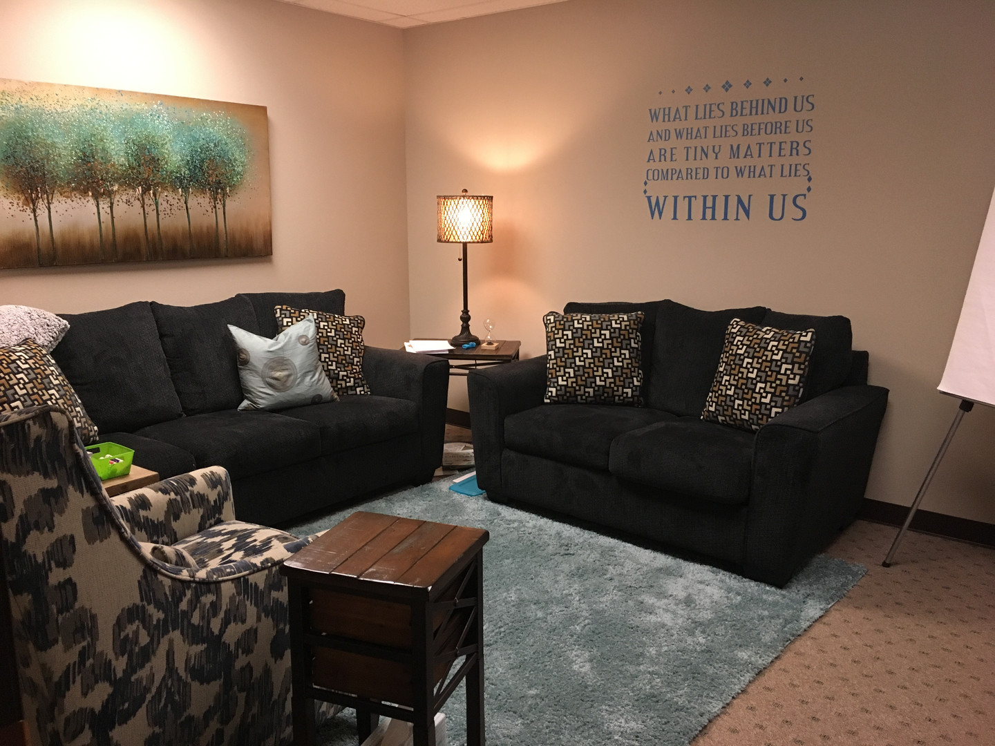 GC Individual and Family Therapy Room