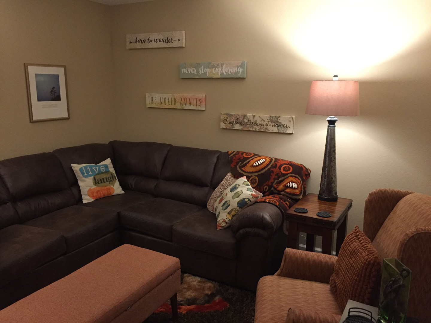 Individual and Family Therapy Room