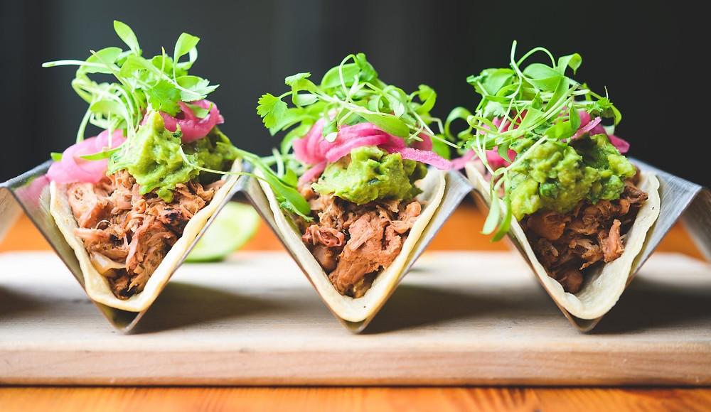 Blossom veganská restaurace NYC
