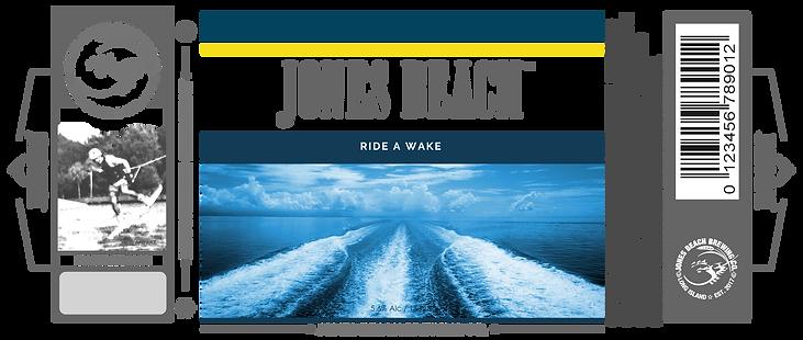 Ride A Wake Wheat, Jones Beach
