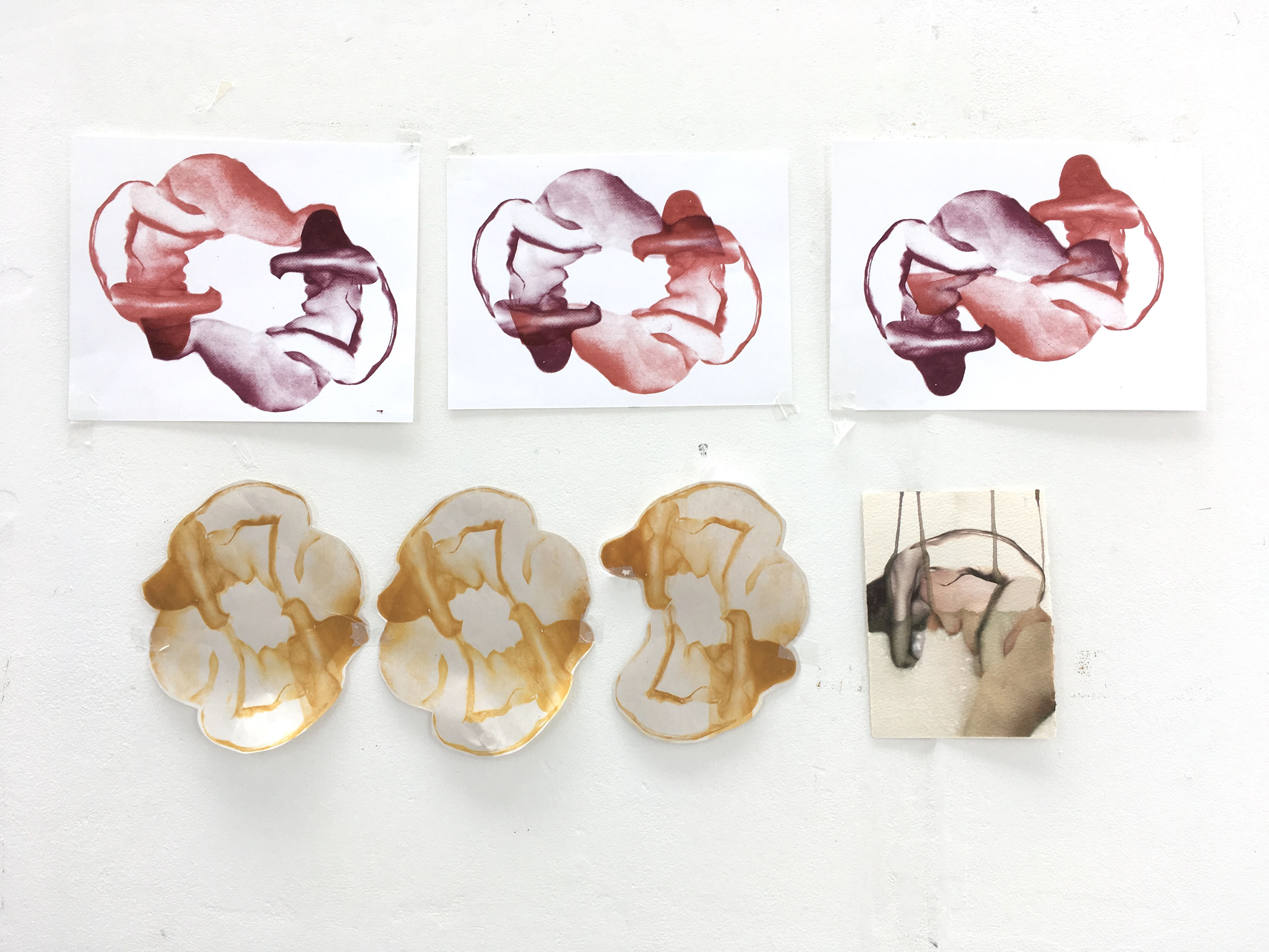 Silk-Screen Prints