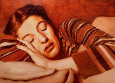 Sleeping in Sienna