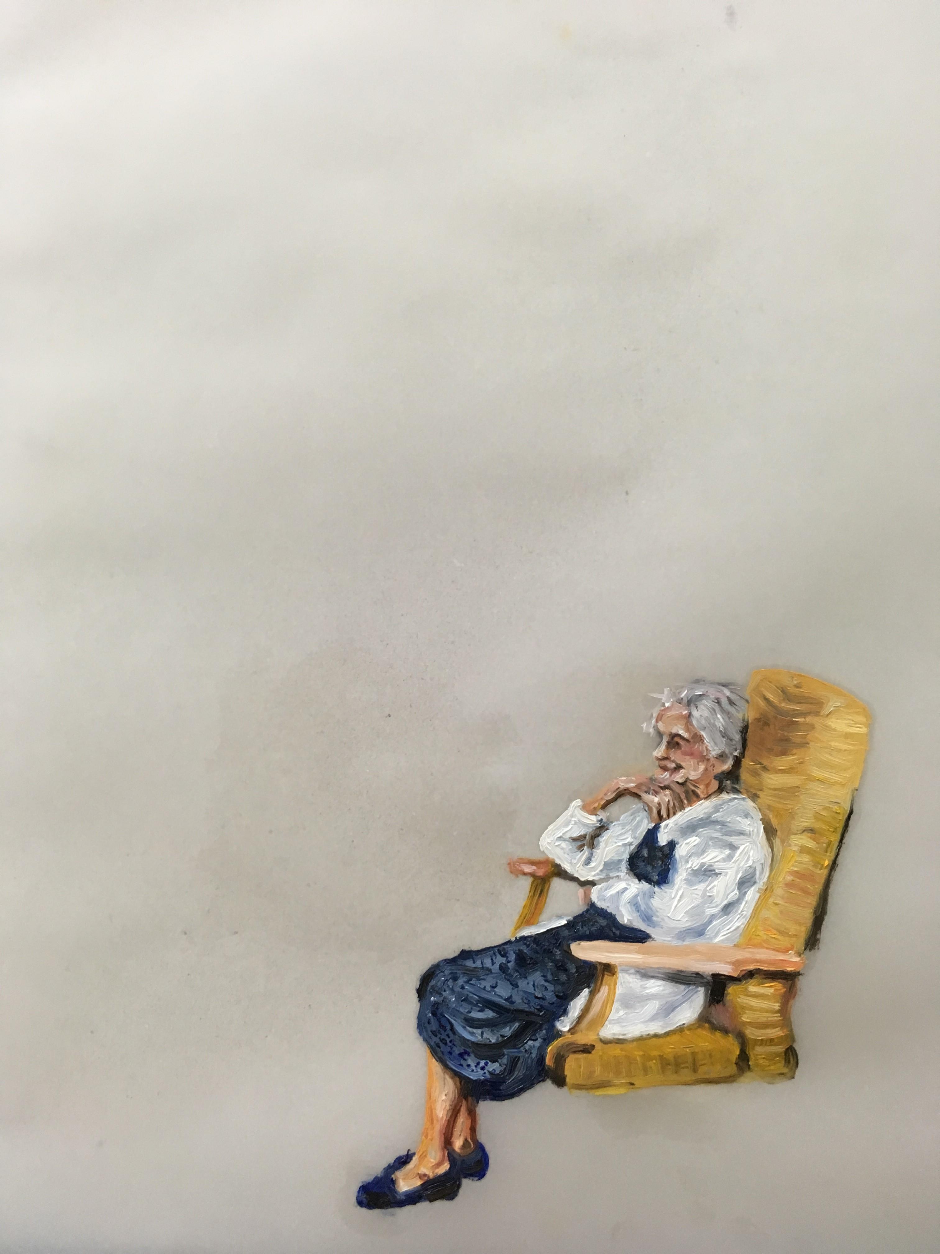 Forgotten Casualty: Elderly
