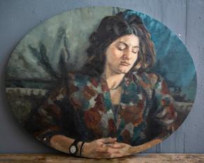 Escape: Self Portrait
