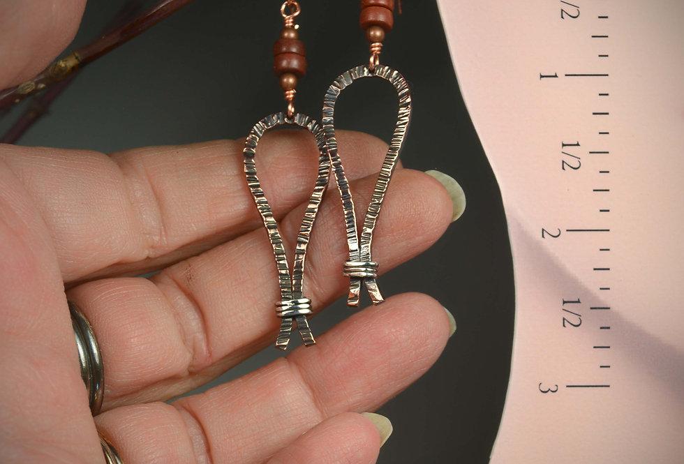 Hook Earrings .. Casablanca