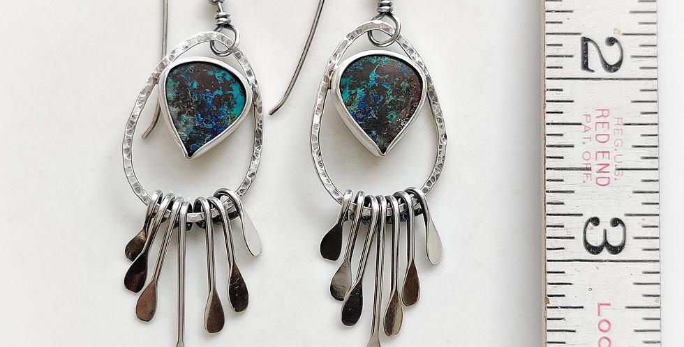 Deepest Well earrings