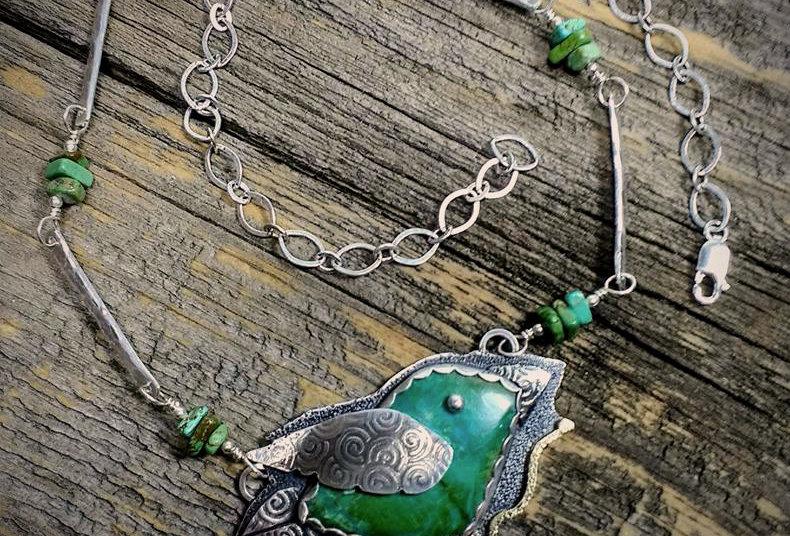 Necklace .. Tweet Heart