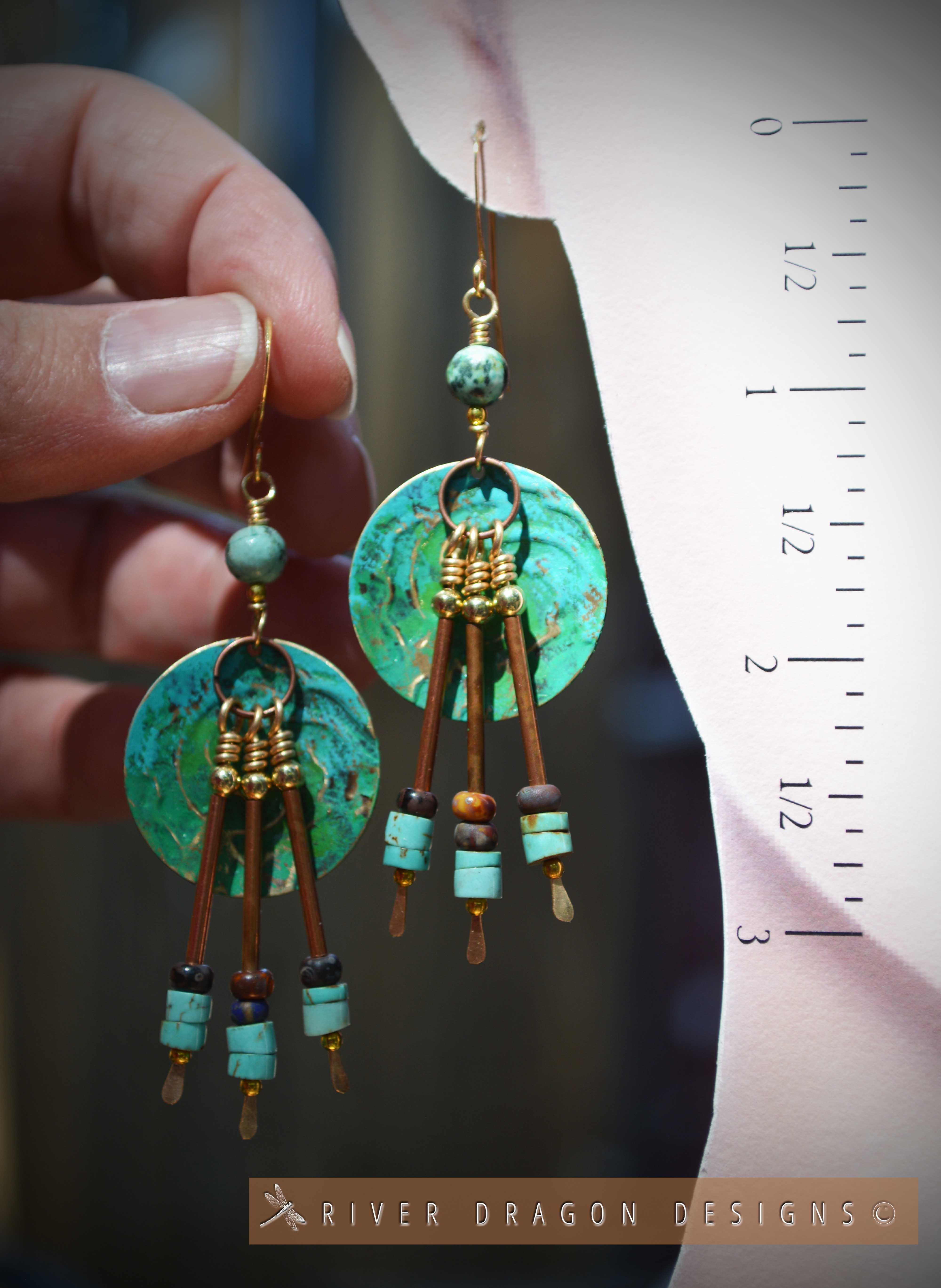 earrings_TribalSeaGreenPool1