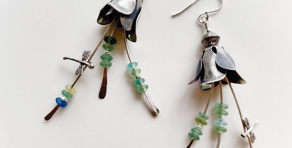 Roman Glass Dragonfly