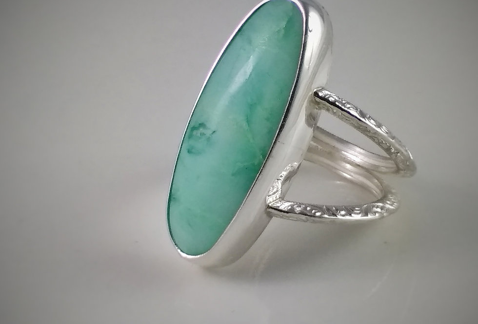Reverie .. woman's ring