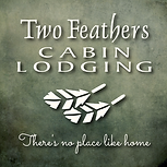 Two Feathers Cabin Lodging vacation guest rental
