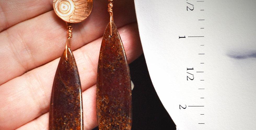 Copper Bird Garnet