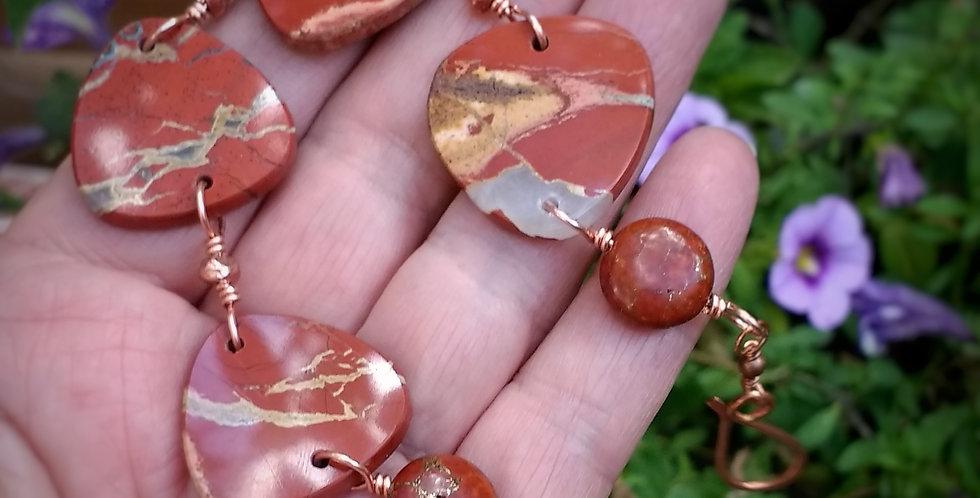 Red River Jasper bracelet