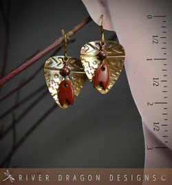 earrings_TribalRedJasperWings