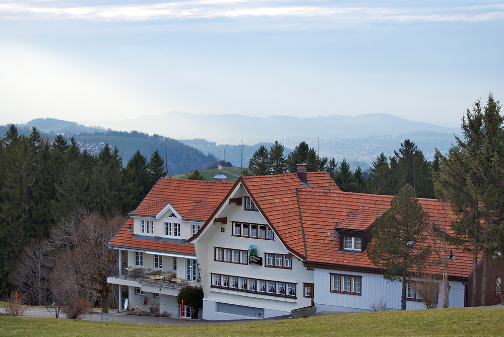 Hotel Hirschen Wald