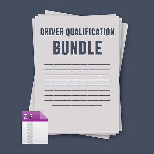 Driver Qualification Bundle