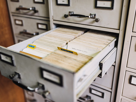 What is a DQ file and what must it include?