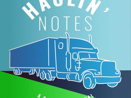 Catch Jerad Childress on Haulin' Notes Podcast!