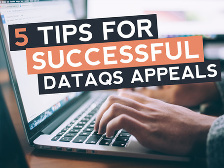 5 tips for a successful DataQs appeal