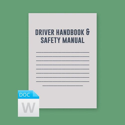 Driver Handbook (Property Carriers)