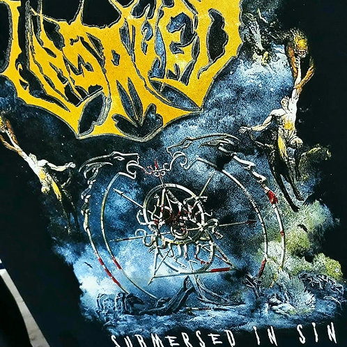 T Shirt Submersed in Sin Long Sleeve