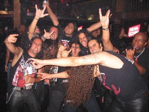 Metalheads!