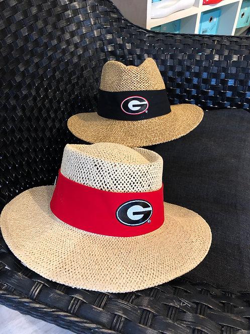 Logo fit hats