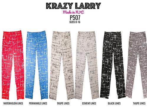Krazy Larry lines