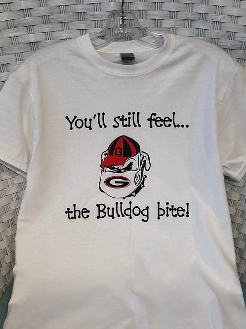 Bulldog Bite Tee