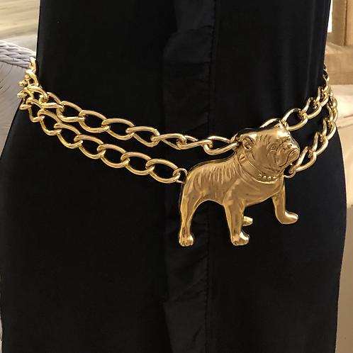 Yochi Bulldog Belt