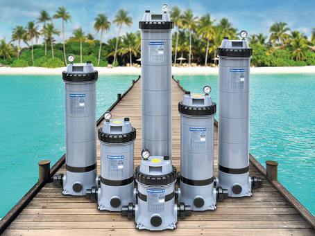 What are the different Pool Filters?