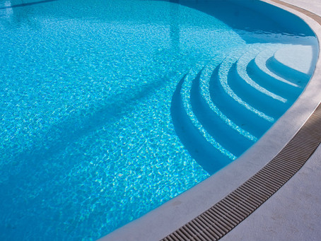 Why does my pool smell strongly of Chlorine?