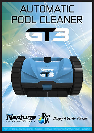 Neptune GT3 Pool Cleaner A4 Flyer 2019_P