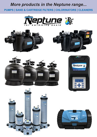 Neptune swimming pool products