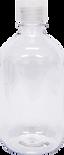 500ml-Clear-Flip-Top-Bottle---EMPTY-UNLA