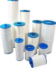 Replacement filter cartridges all sizes.