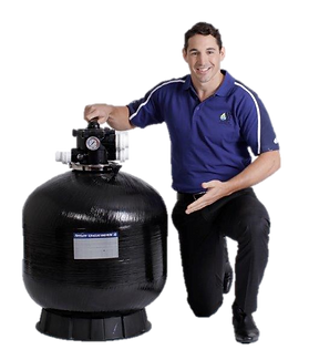 Neptune Sand Filters for swimming pools