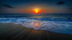 calm beach website