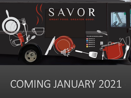 First look at our Food Truck