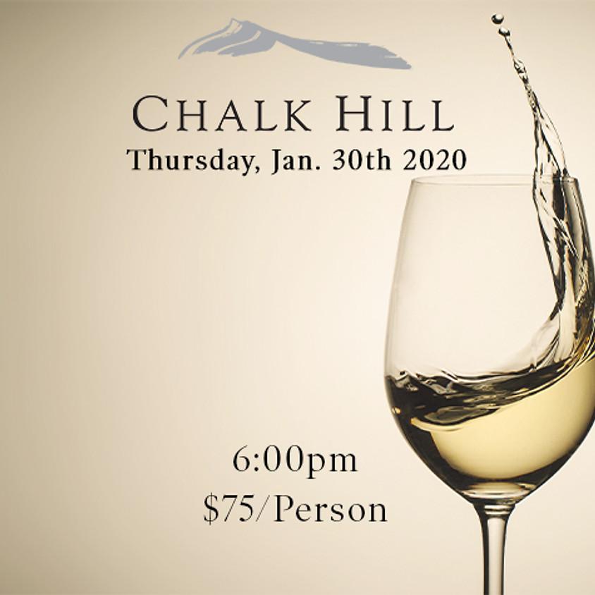 Chalk Hill Wine Class