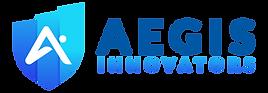 Aegis Innovators - Logo Design (Full Col