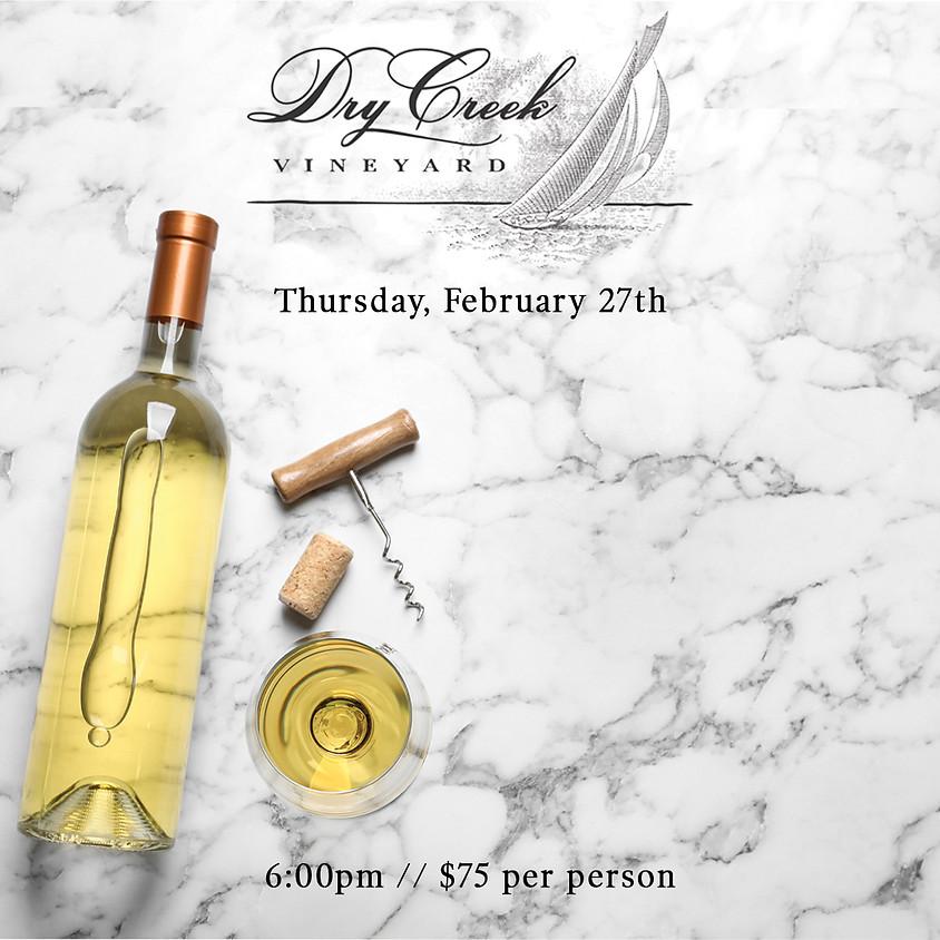 Dry Creek Vineyard Wine Tasting