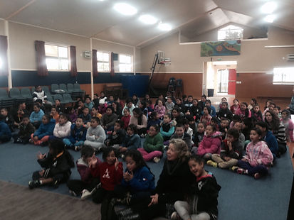 Maraeroa School Duffy Assembly Sept 2015