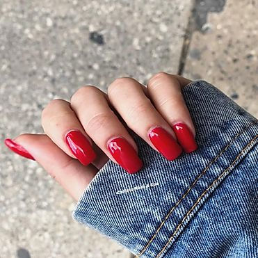 Gel Nails Overlay