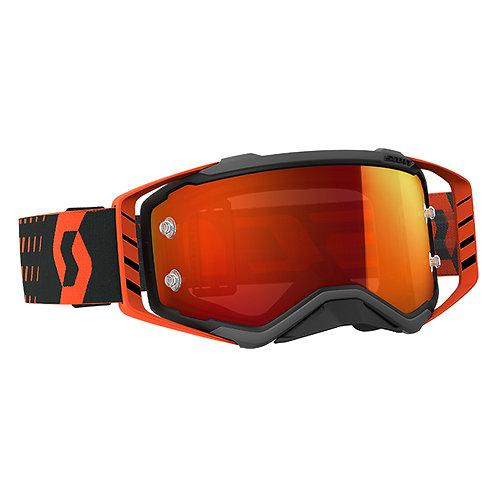 SCOTT Prospect Goggle Black/Orange Orange Chrome Works Lens