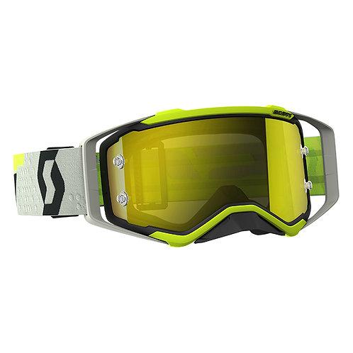 SCOTT Prospect Goggle Black/Yellow Yellow Chrome Works Lens