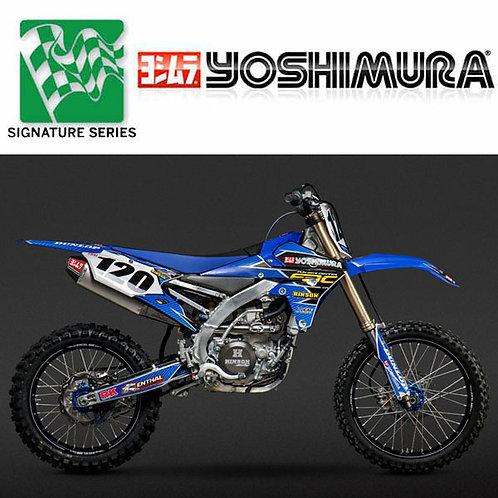 YAMAHA YZ450FX 2016-2017 YOSHIMURA EXHAUST